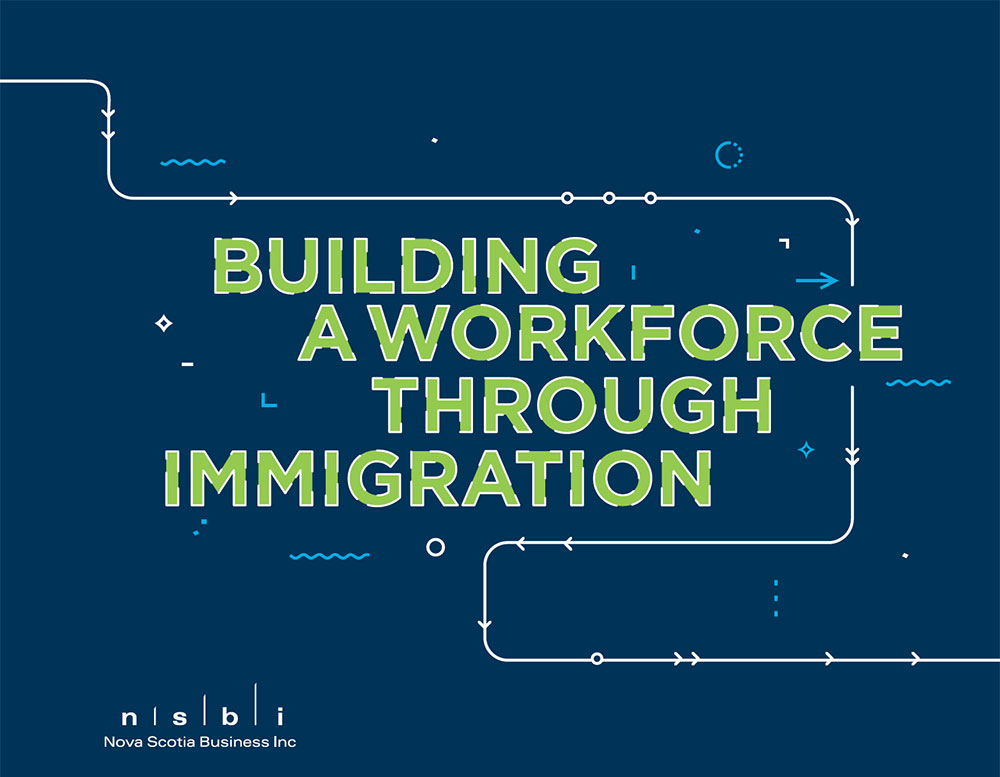 Building a workforce through immigration