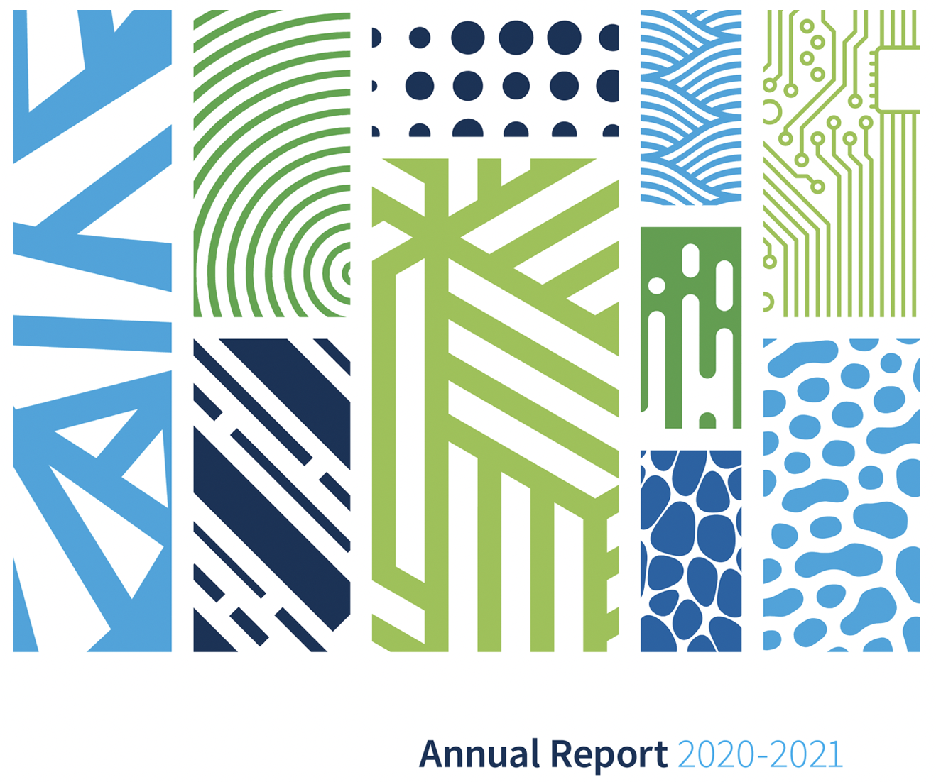 Annual Report 2020/2021 Title page