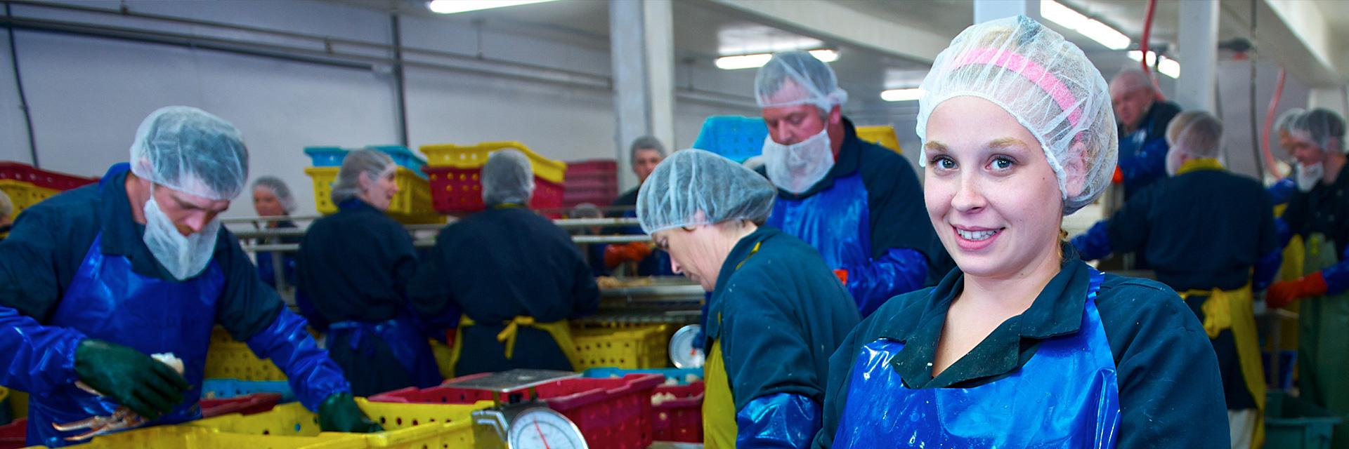 Victoria Co-operatives Fisheries products in Nova Scotia, Canada