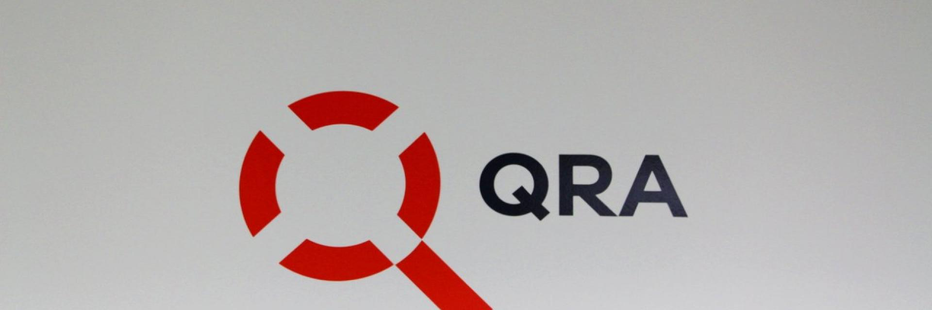 Logo for QRA Corp