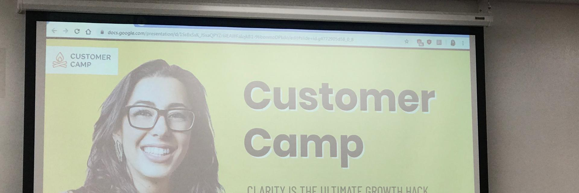 6 takeaways from Customer Camp with Kate Bourgoin & NSBI
