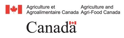 Agriculture and agrifood Canada logo
