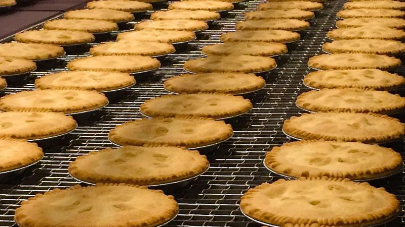 Apple Valley Pies - Canada's largest pie manufacturer