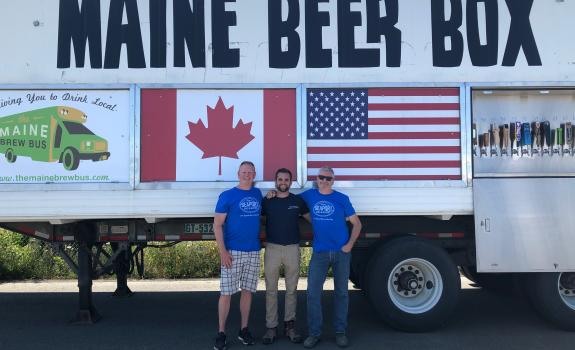 Beerfest Co-founders