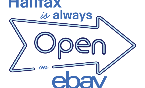 Halifax is always open on ebay